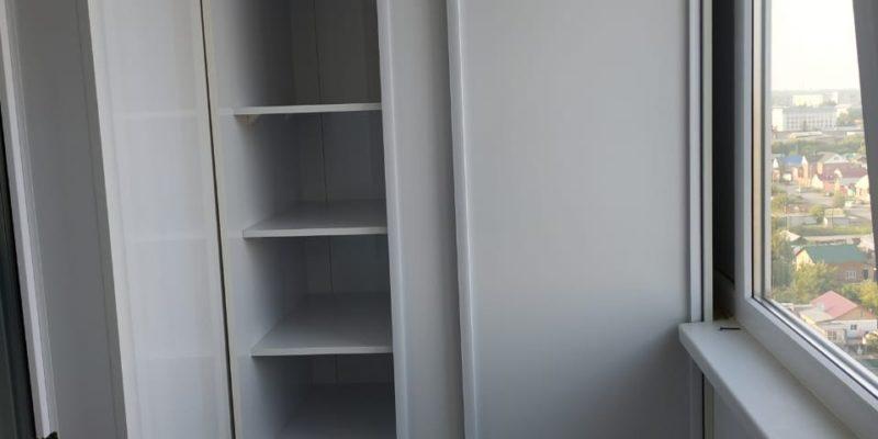 Шкафы-купе на заказ в Омске